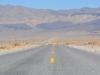 Der Weg Richtung Death Valley