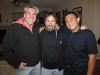 Frank, Rick und Brian