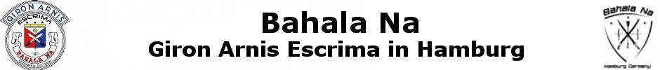 Bahala Na – Giron Arnis Escrima in Hamburg